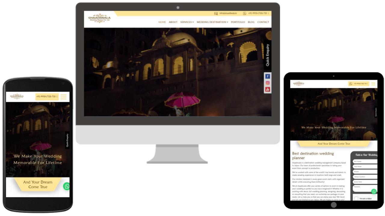 Website development 4
