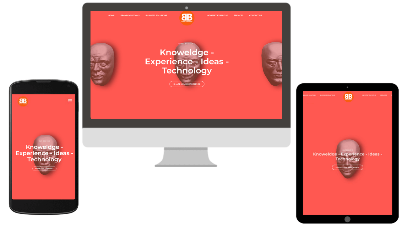 Brandnbusiness website